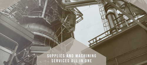 Supplies And Machining Services All In One