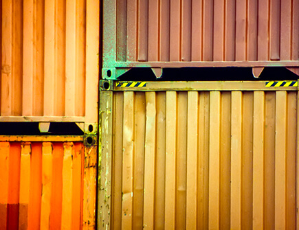Metal Shipping Containers